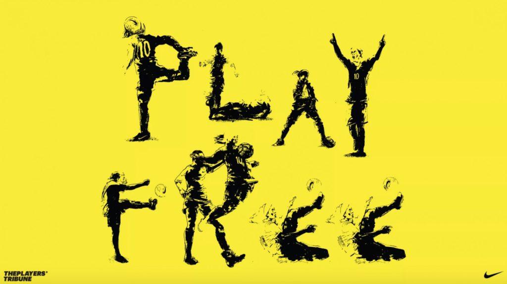 Nike Football Play Free - Thumb