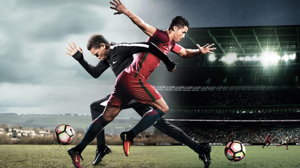 "Nike Football Presents ""The Switch"", Featuring Cristiano Ronaldo - Thumb"