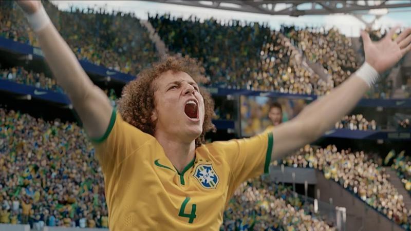 "Nike World Cup 2014 ""Ouse Ser Brasileiro"" - Thumb"